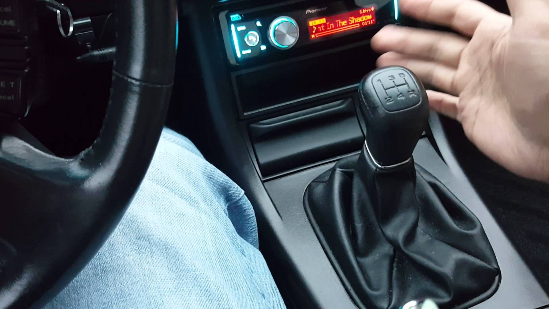 Issues that can occur due to manual gearbox